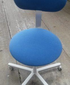 7 bureaustoel blauw2